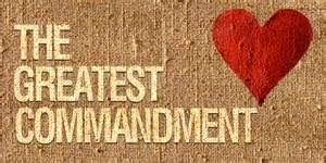 The Great Commandment(s)