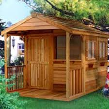 kids clubhouse.  Kids Cedarshed Kids Clubhouse  With O