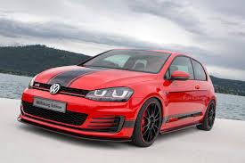 375 hp Volkswagen Golf GTI Wolfsburg Edition Revealed at Worthesee ...