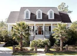 home inspiration romantic low country house plans with wrap around porch plan 9742al delightful houses