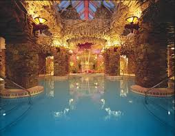 swimming pool lighting ideas. Awesome Indoor Pool Designs Grotto Swimming Lighting Ideas