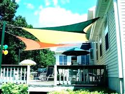 patio sun shade shades best ideas on for sail canopy outdoor tarps deck porch costco