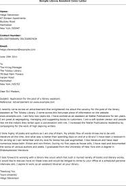 Cover Letter For Librarian Inspiration Download Our Sample Of Resume For Library Assistant Sample Library