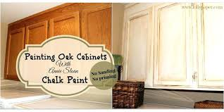 pickled oak cabinets cool white wash