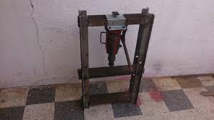 diy hydraulic press made from junk 20ton jack