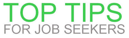Tips For Job Seekers Job Seeker Information Fresh Recruitment
