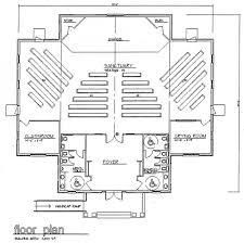 church floor plans. Traditional Church Floor Plan Notable Plans