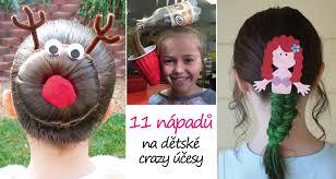 Veselé účesy Pro Děti Vyberte Si Z 11 Crazy Nápadů Jaksiudelatcz