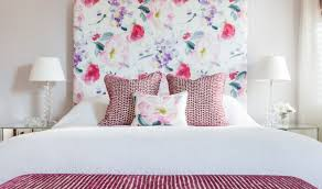 fabric headboard ideas amazing for quilt best home decor throughout 16