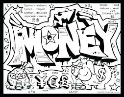 Play Money Coloring Pages Saving Page Animals Printable Coloring