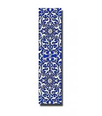 Design Bookmarks Bookmarks Magnetic Flap Arab Mosaic Design Model 6 Recommended Product