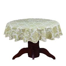 past round table cloth pvc plastic table cover flowers printed tablecloth waterproof home party wedding decoration wedding table linens wedding table