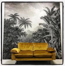 Wall Chart Jungle Oversized Jungle Mural