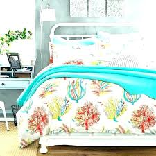 teal and peach baby bedding colored grey bright colorful comforters total fab