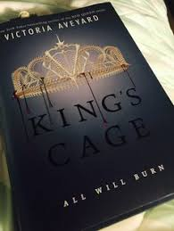 kings cage already on chapter