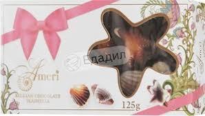 Набор <b>конфет Ameri Шоколадные</b> конфеты-ракушки 125 г ...