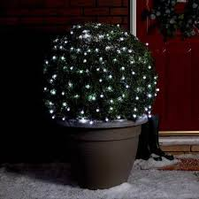 10m outdoor battery clear berry fairy lights white leds green cable
