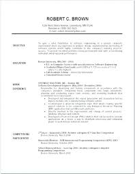 Example Of Great Resumes Gorgeous Example Of A Great Resume Examples Great Resumes Example Related
