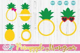 Caluya design's svg cut file & font downloads are 100% free for personal use. Pineapple Monograms Summer Monograms Monograms Frames Svg By Cute Files Thehungryjpeg Com Summer Ad Fram Monogram Svg Pineapple Monogram Monogram Frame