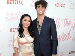 Noah and lana went along with the rumors, and flirted on twitter for the sake of the movie. The Story Behind Peter Kavinsky And Lara Jean S Lock Screen Noah Centineo In To All The Boys I Ve Loved Before