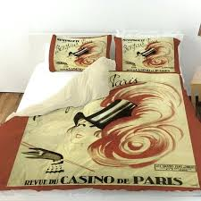 paris duvet covers paris themed quilt cover australia