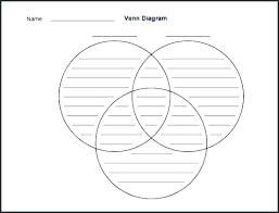 Venn Diagram Blank Template Venn Diagram Template Doc Ericremboldt Com