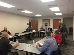this week representative mitchell mi 10 led a roundtable discussion on the opioid crisis with local law enforcement and community health officials from