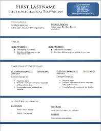 Latest Resume Template Download Free Cv Resume Templates 170 To 176