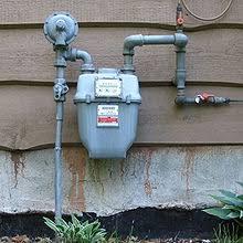 gas meter gas meter