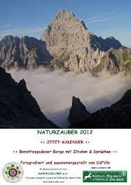 Naturzauber Kalender