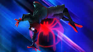 miles mes spider man into the spider verse 4k wallpaper 3840x2160