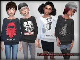 the sims resource child fashion