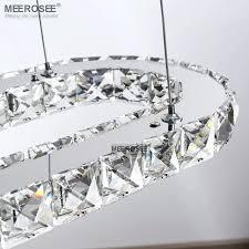oval crystal chandelier modern led crystal chandelier dainolite 8 light oval crystal chandelier