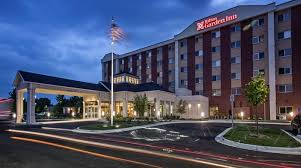 hilton garden inn minneapolis airport mall area hotel mn exterior