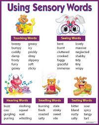 Sensory Language Lessons Tes Teach