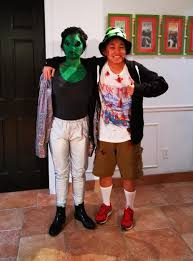 coolest 40 homemade alien costumes for