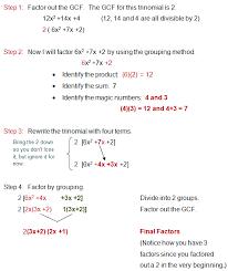 factoring trinomials worksheet free worksheets library