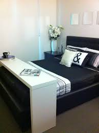 An Ikea Malm Occasional Table. Looks simple enough to make with double bed  measurements of x