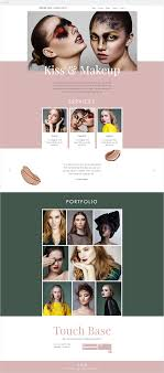 makeup artist websites templates the make up artist website template wix website templates
