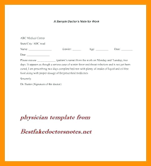 15 Doctor Note For Work Invoice Template
