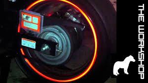 DANGEROUS! - <b>LED valve caps</b> - YouTube