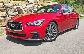 2018 infiniti lineup. plain lineup 2018 infiniti q50 30t red sport 400 refreshed style and new tech review intended infiniti lineup