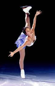 Michelle Kwan - I had this on a big poster in my room and looked at it  every day when I was training as a figure skat… | Figure skater, Figure  skating,
