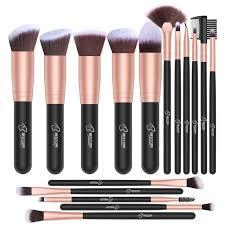 bs mall 14 piece makeup brush set 11