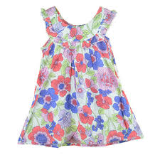 girls dress new designer cotton 2016 summer flower child clothing baby girl dress princess summer dresses baby girl dress designs