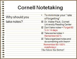 Cornell Notes Template Word Cornell Notes Powerpoint Template The Highest Quality