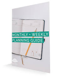 monthly planning guide monthly and weekly planning guide saturatetheworld com saturate