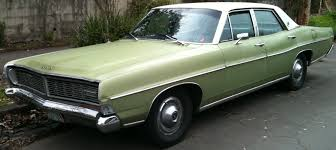 1968 Ford LTD - Information and photos - MOMENTcar