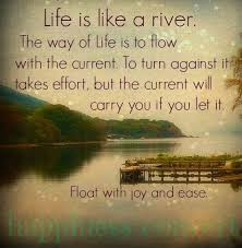 Beautiful River Quotes Best Of Quotes About River Flow 24 Quotes 24 QuotesNew