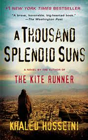 books khaled hosseini a thousand splendid suns editions